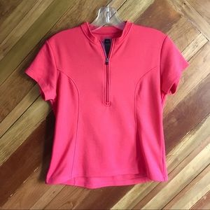 REI Small Athletic Shirt with Back Pocket